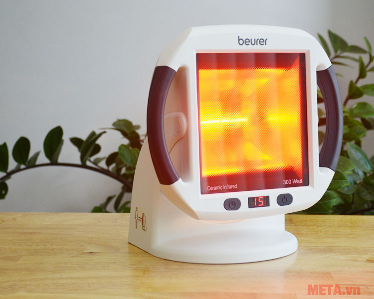 Hình ảnh đèn hồng ngoại Beurer IL50