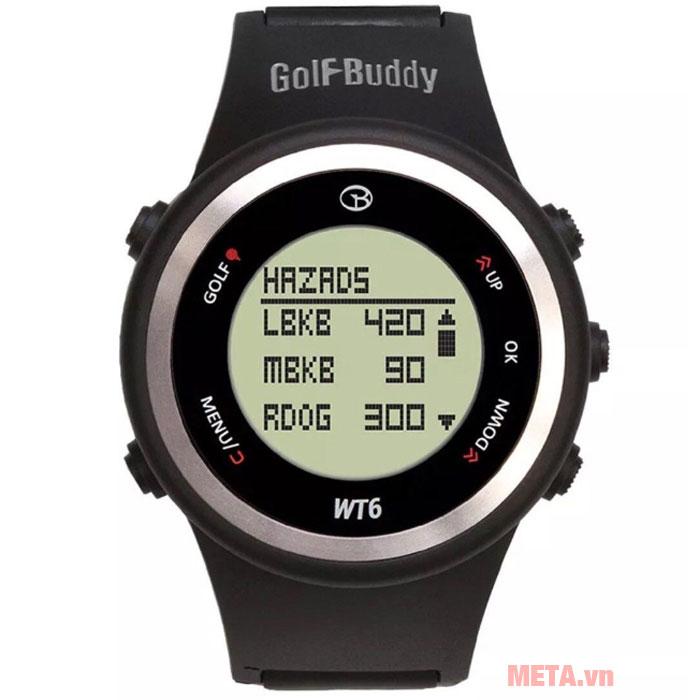 Hình ảnh đồng hồ đeo tay Golf Buddy WT6