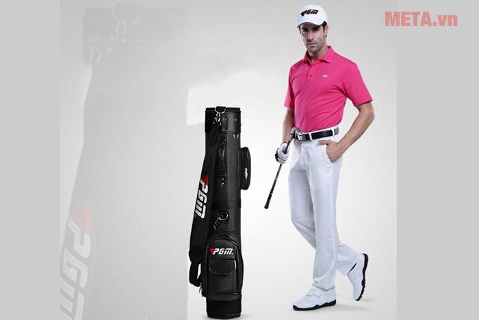 Năng động và cá tính cùng túi golf sunday bag