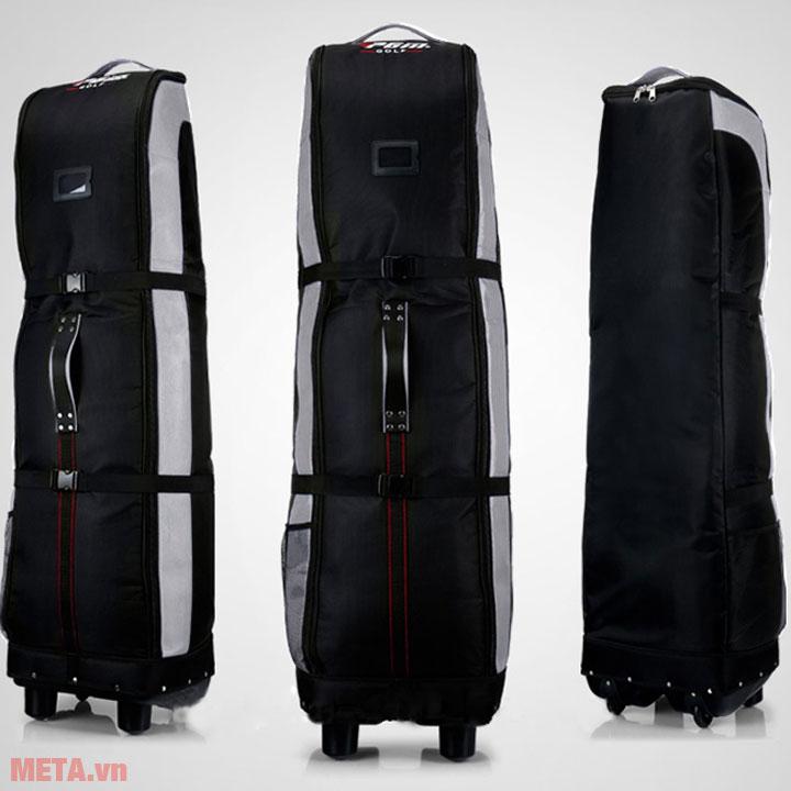 Túi golf kết hợp màu xám lạ mắt