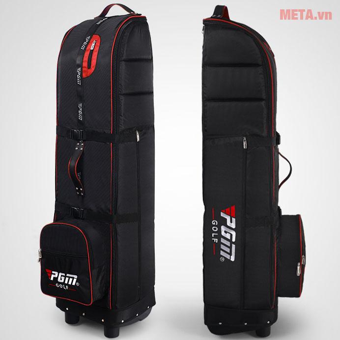 Túi hàng không viền đỏ