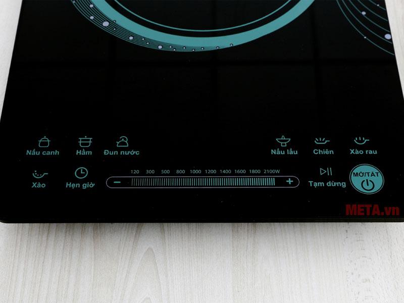 Bảng điều khiển cảm ứng có khả năng chống nước