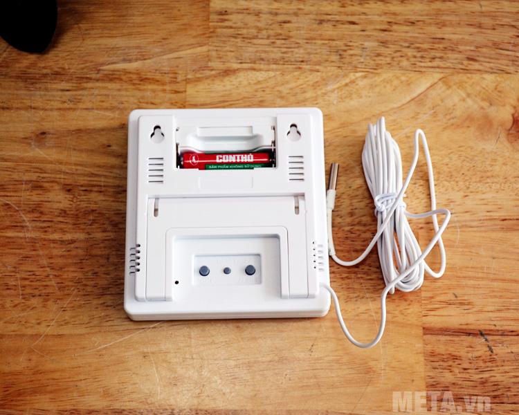 Nhiệt kế sử dụng 1 pin 1.5V