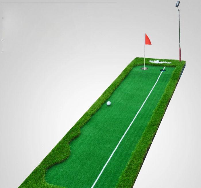 Thảm tập golf thiết kế tiện lợi