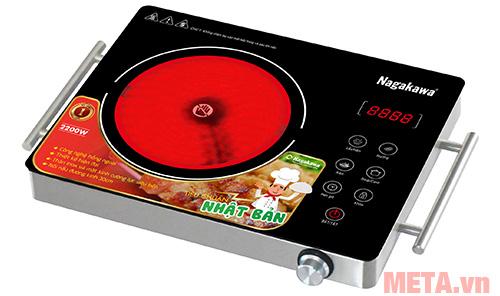 Hình ảnh bếp hồng ngoại Nagakawa NAG0701