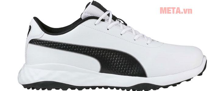 Giày Puma đen trắng