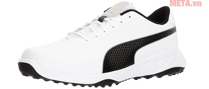 Góc nghiêng của giày Puma