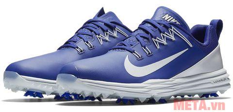 Giày golf Nike Lunar Command 2 (W) 849969 màu xanh