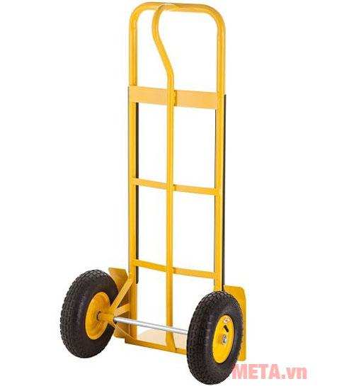 Khung xe đẩy Stanley được làm từ chất liệu chắc chắn
