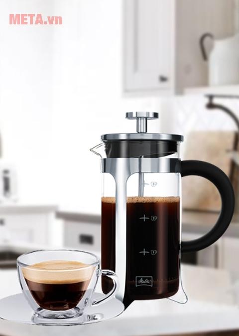 Ấm pha cà phê kiểu Pháp