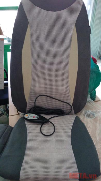 Hình ảnh đệm massage toàn thân có hồng ngoại RBI