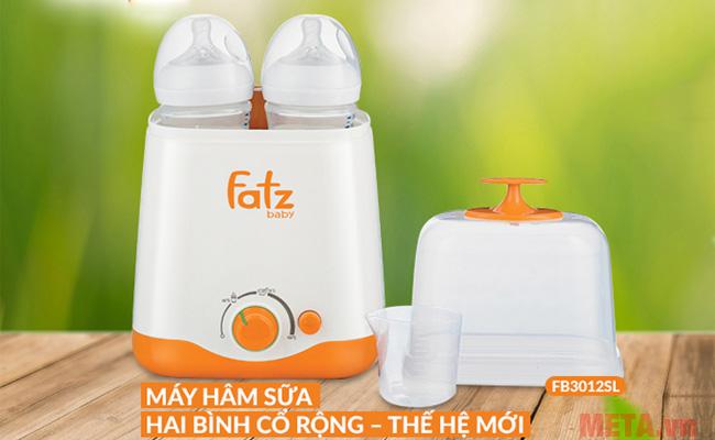 Hình ảnh máy hút sữa Fatzbaby FB3012SL
