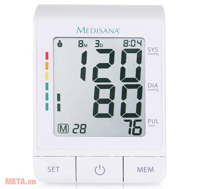 Máy đo huyết áp dễ sử dụng