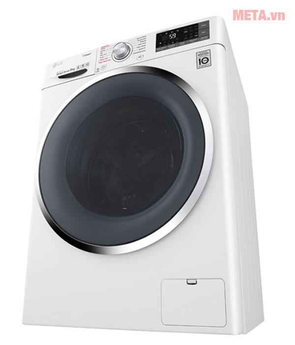 Máy giặt được áp dụng nhiều công nghệ tiên tiến