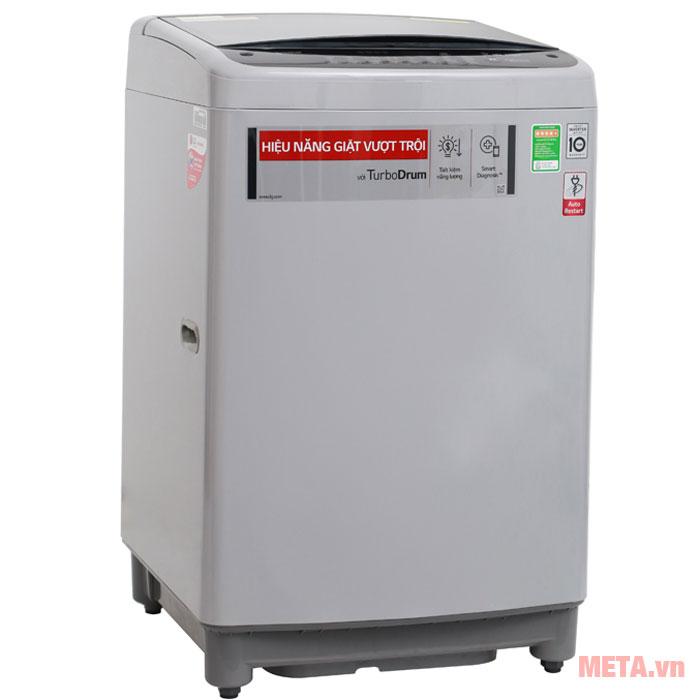 Máy giặt có thiết kế hiện đại