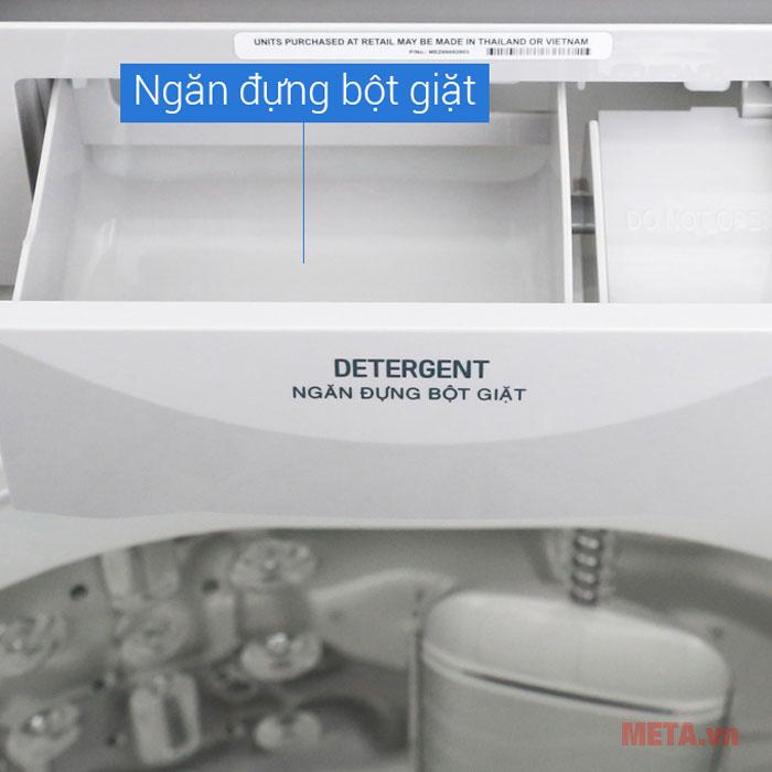Ngăn đựng bột giặt của máy giặt