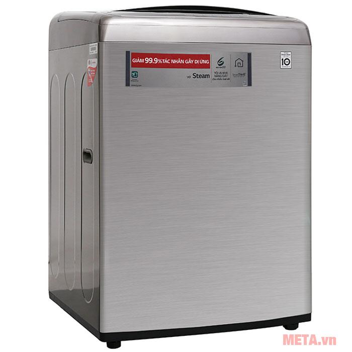 Máy giặt LG có thiết kế tiện lợi
