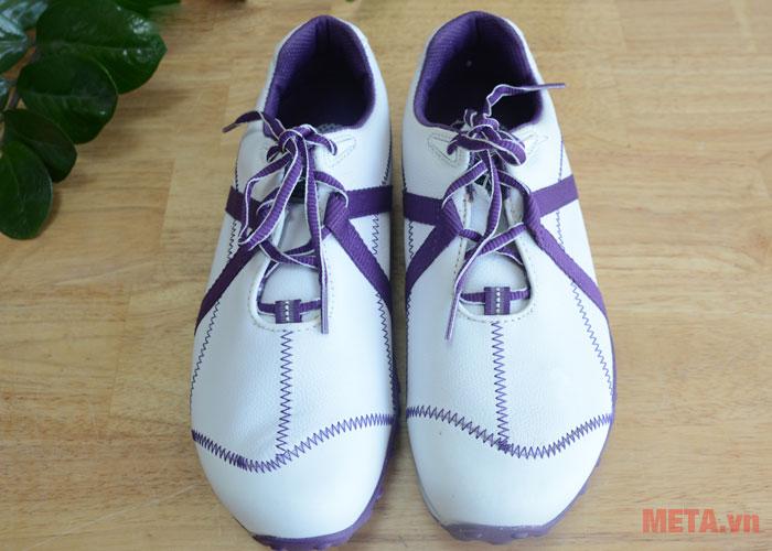Giày golf có dây đan