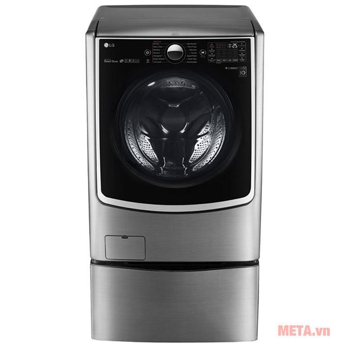Máy giặt lồng đứng LG Twinwash inverter F2721HTTV/T2735NWLV