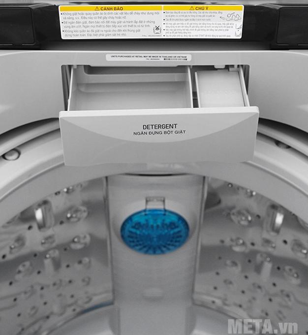 Khay đựng bột giặt của máy giặt