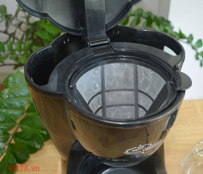 Phễu lọc của máy pha cà phê