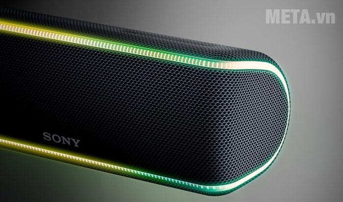 Loa Bluetooth Sony XB31 EXTRA BASS™ có đèn led chiếu sáng
