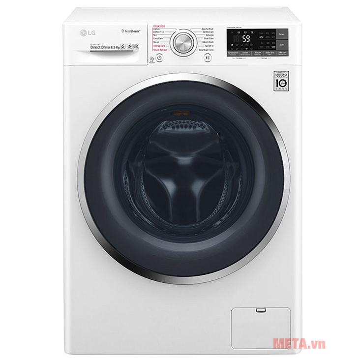 Hình ảnh máy giặt cửa trước LG FC1485S2W