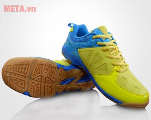 Giày cầu lông màu xanh neon