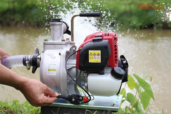 Máy bơm nước nông nghiệp