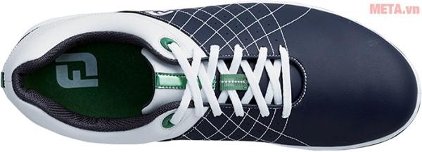 Giày golf có dây đan chắc chắn