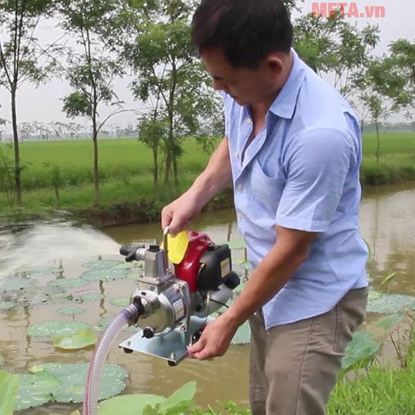 Máy bơm nước Honda 25MN