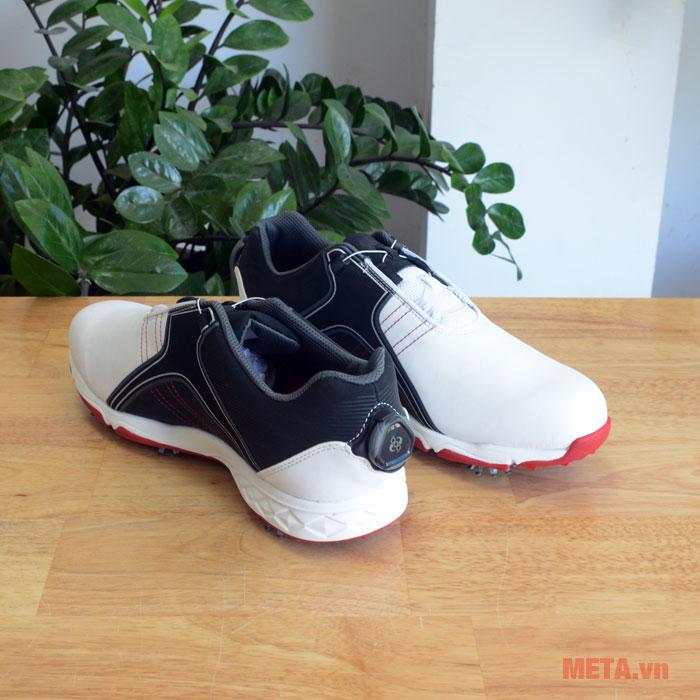 Giày có thiết kế trẻ trung