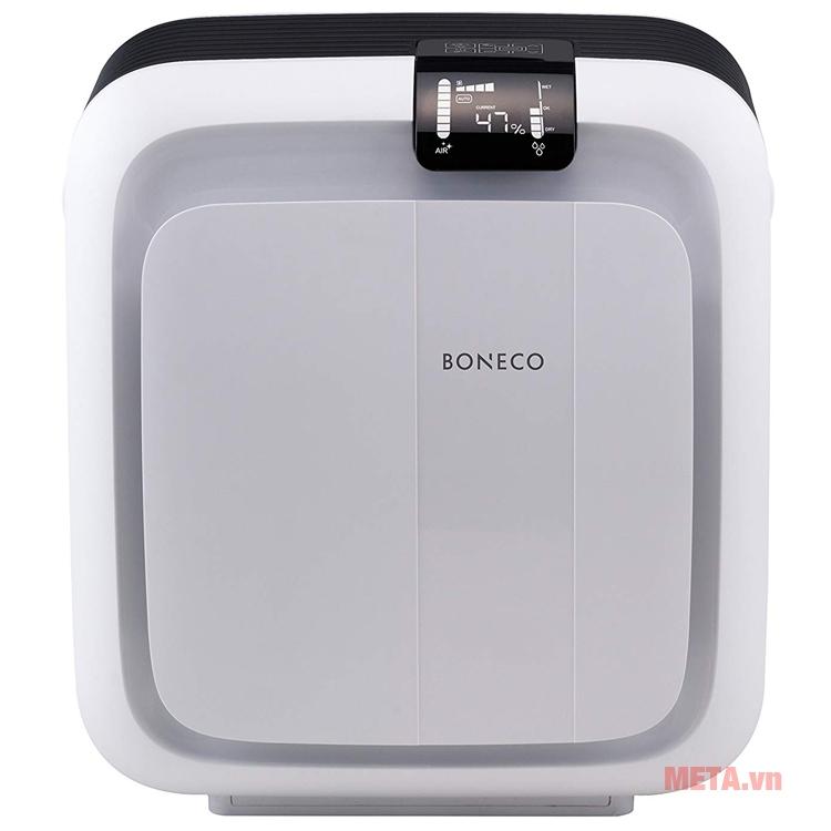 Máy lọc không khí Boneco H680 có thiết kế màu trắng trang nhã