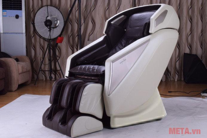 Ghế massage có chất liệu cao cấp