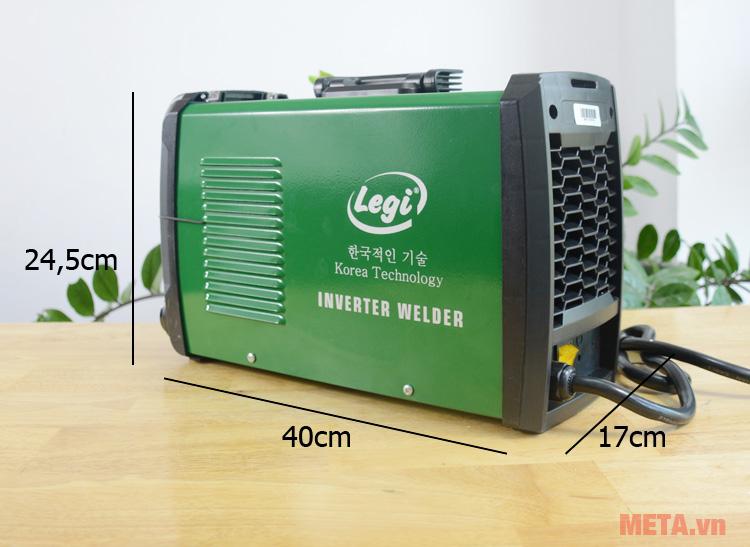 Máy hàn điện tử Legi