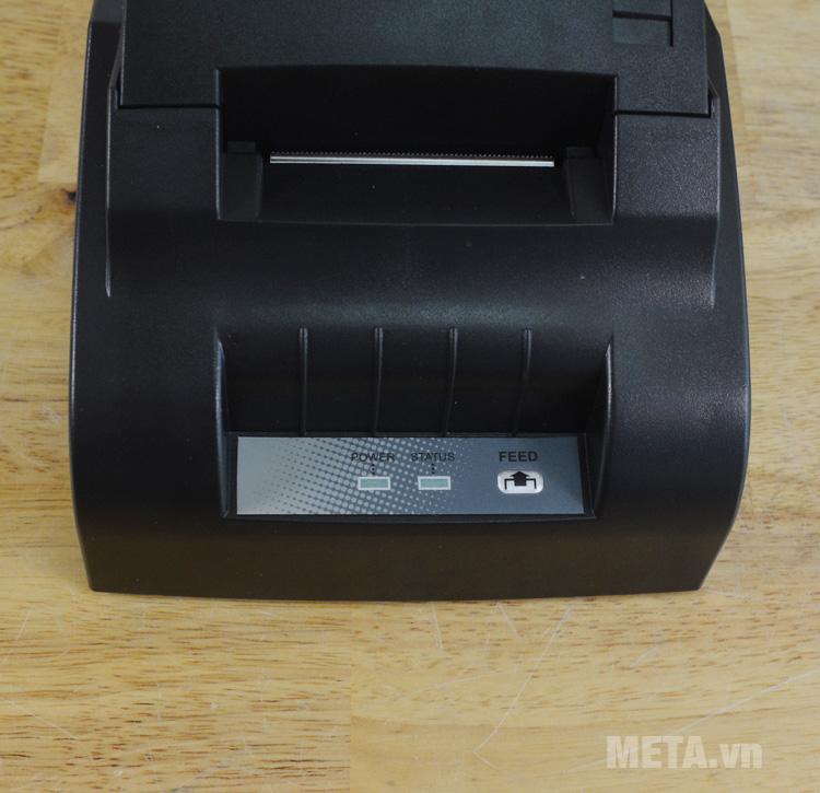 Máy in hóa đơn sử dụng giấy in nhiệt