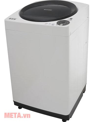 Máy giặt có thiết kế cửa trên