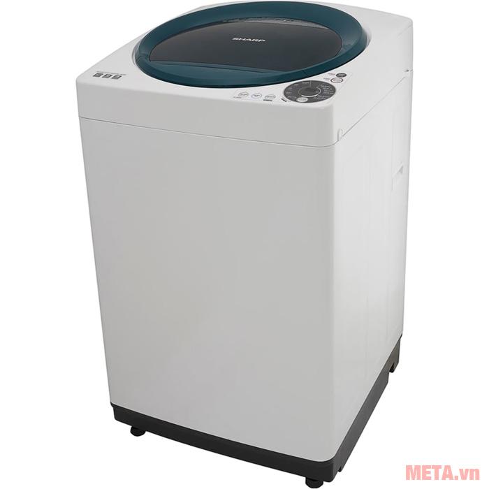 Chất liệu vỏ máy giặt