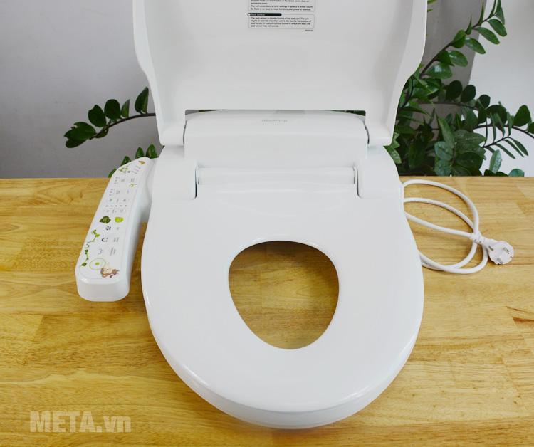 Chất liệu nắp thiết bị vệ sinh
