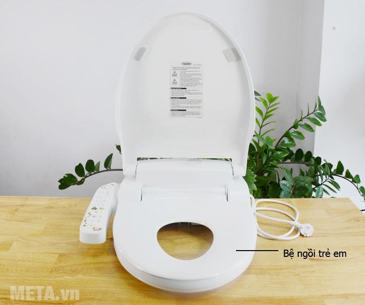Nắp thiết bị vệ sinh điện tử