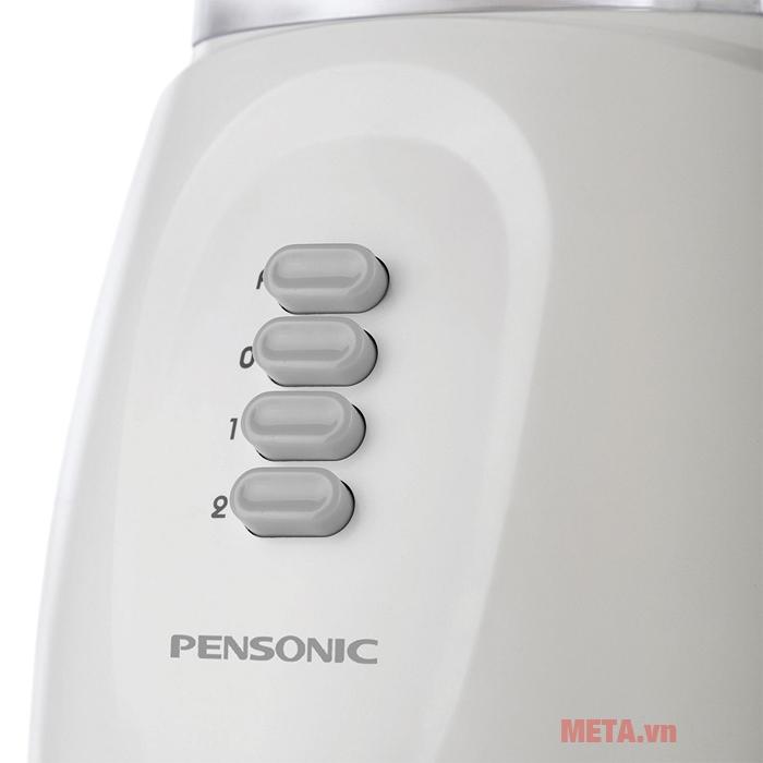 Máy xay sinh tố Pensonic có 2 tốc độ xay