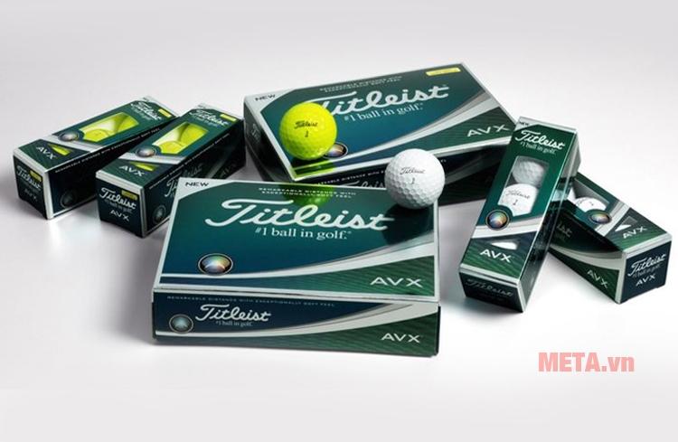 Bóng golf Titleist
