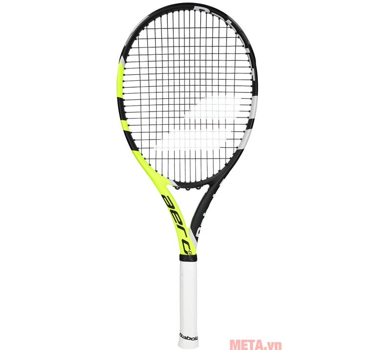 Vợt tennis trợ lực trung bình