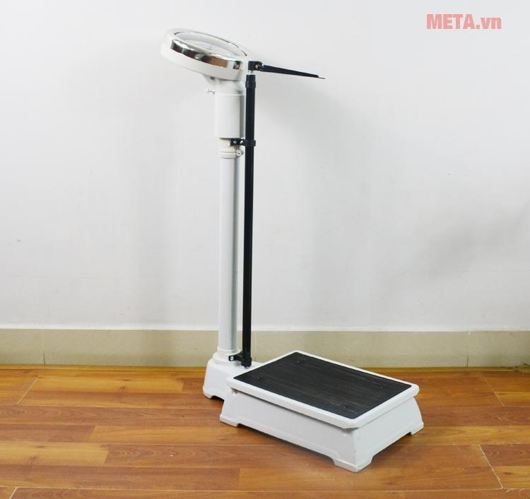 Cân sức khỏe cơ học đo chiều cao