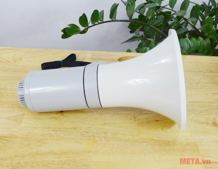 Loa phóng thanh có độ phóng đại âm thanh xa