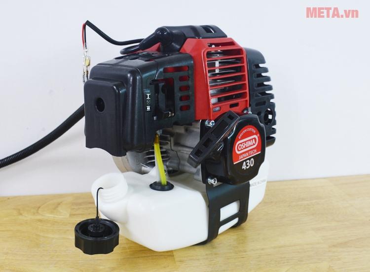 Động cơ của máy cắt cỏ