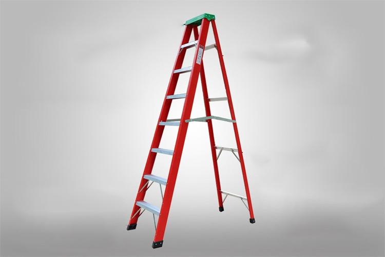 Các bộ phận của thang được thiết kế an toàn khi sử dụng