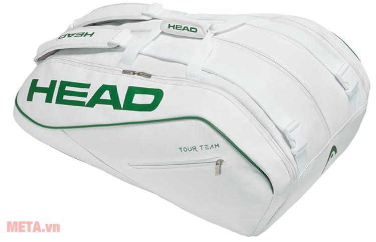 Túi tennis có kích thước lớn