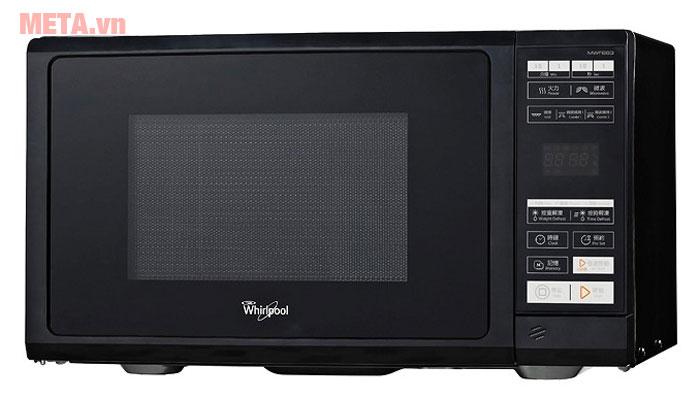 Lò vi sóng Whirpool MW F863BL