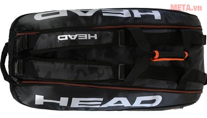 Bao vợt tennis thiết kế tiện lợi